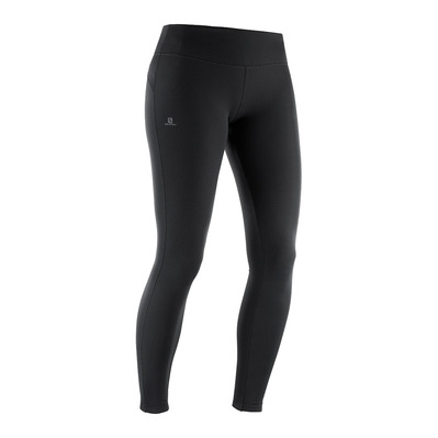 SALOMON - Pants COMET WARM TIGHT W Black Femme Black