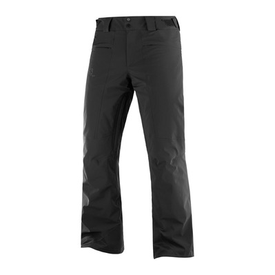 SALOMON - BRILLIANT - Pantalon ski Homme black