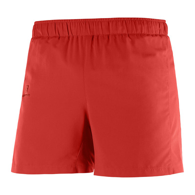 SALOMON - AGILE 5'' - Short Homme goji berry