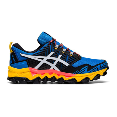 ASICS - GEL-FUJITRABUCO 8 - Chaussures trail Homme directoire blue/white