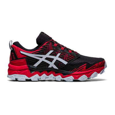 ASICS - GEL-FUJITRABUCO 8 - Chaussures trail Homme classic red/piedmont grey