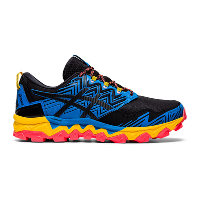 ASICS - GEL-FUJITRABUCO 8 G-TX -  Zapatillas de trail hombre electric blue/black