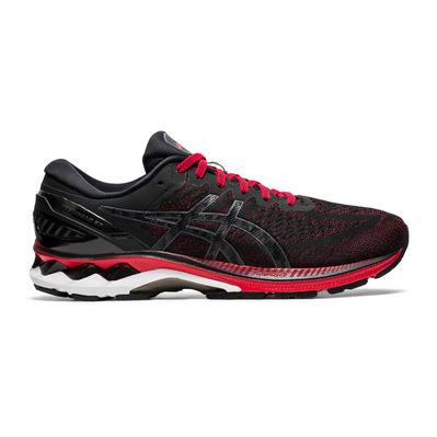 ASICS - GEL-KAYANO 27 Homme CLASSIC RED/BLACK