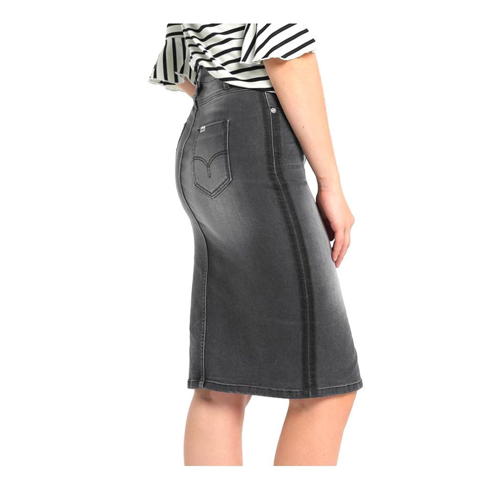 anunciar Resolver Democracia  LOIS JEANS Lois jeans 115188 - Falda mujer brown - Private Sport Shop
