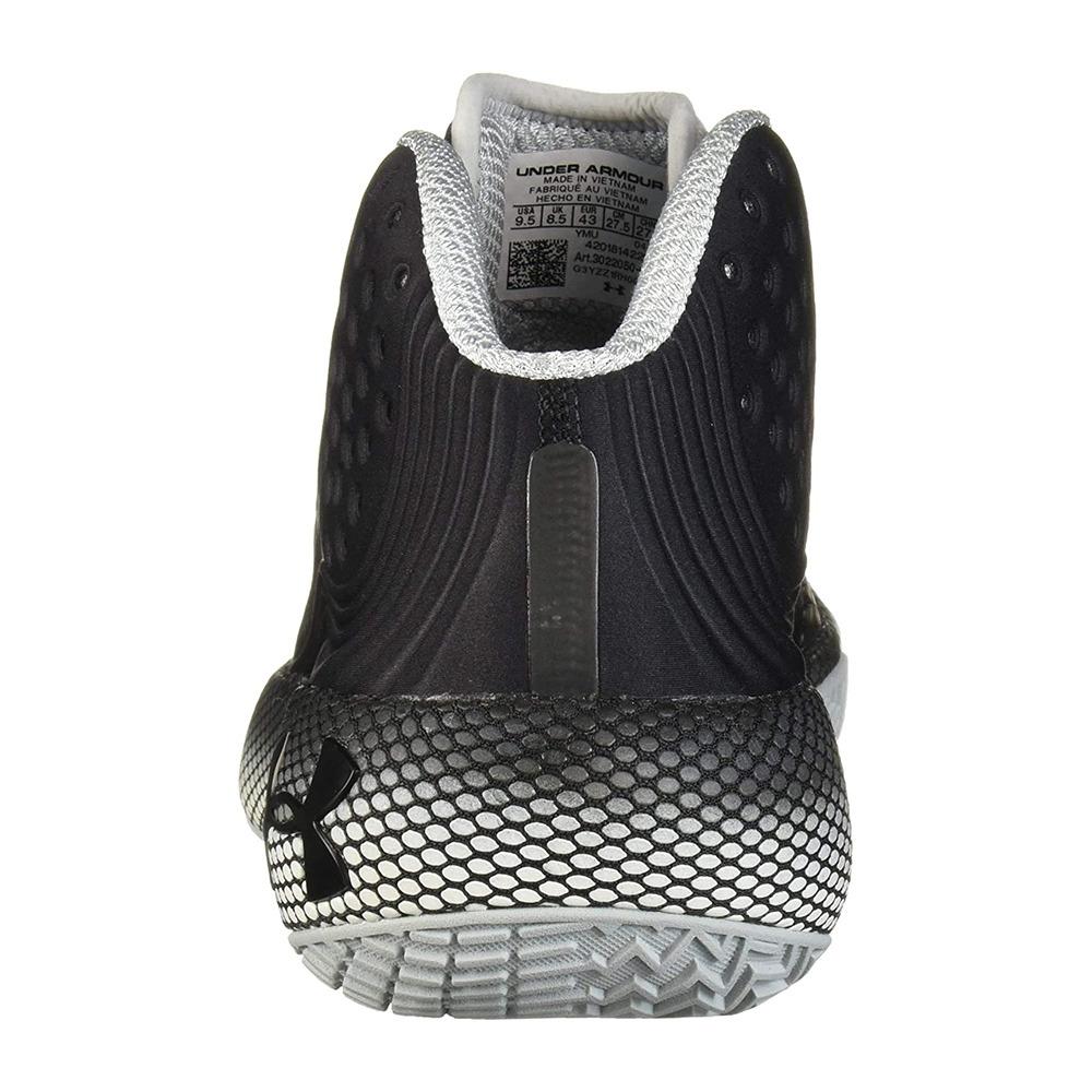 003 40 Chaussures de Basketball homme Black // Black // Black Under Armour 3022050 Noir 003 Noir