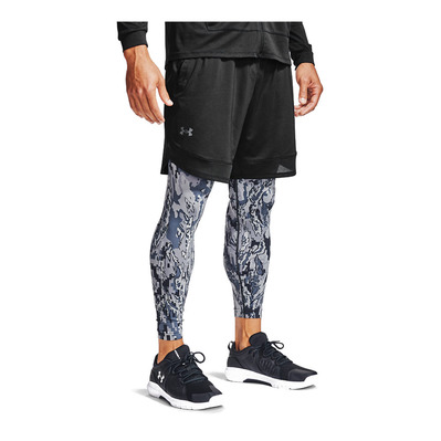 UNDER ARMOUR - TRAIN STRETCH - Short hombre black/pitch gray