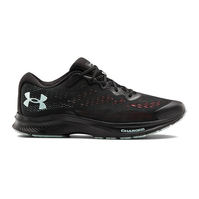 UNDER ARMOUR - UA Charged Bandit 6-BLK Homme Black/Black/Enamel