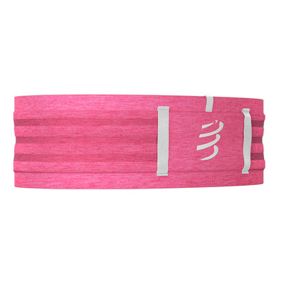 COMPRESSPORT - FREE PRO - Belt - pink marl