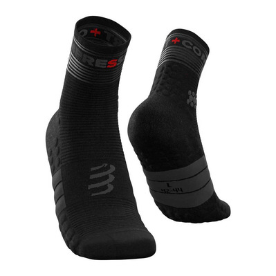 COMPRESSPORT - PRO RACING FLASH - Chaussettes black