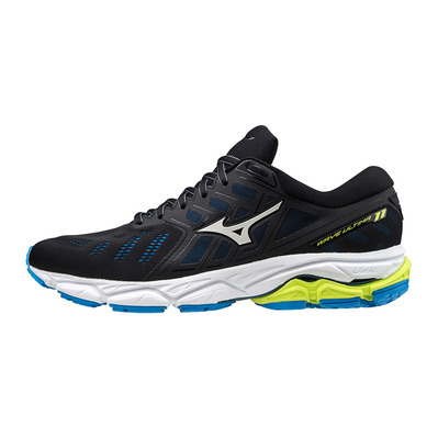 MIZUNO - WAVE ULTIMA 11 Homme Black/White/Diva Blue