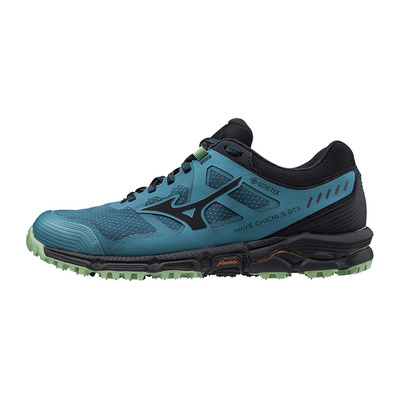 MIZUNO - WAVE DAICHI 5 GTX Homme Hydro/Phantom/AGreen