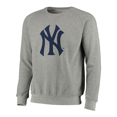 FANATICS - NEW YORK YANKEES 1567MGRY2ADNYY - Sweat Homme grey