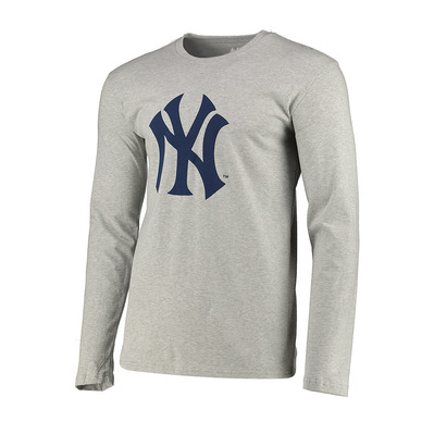 FANATICS - NEW YORK YANKEES 1568MGRY2ADNYY - Tee-shirt Homme grey