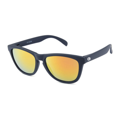 SEXTON - ORIGINAL - Gafas de sol polarizadas matte black/red mirror