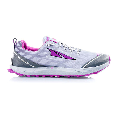 ALTRA - SUPERIOR 2 - Trail Shoes - Women's - orchid/silver