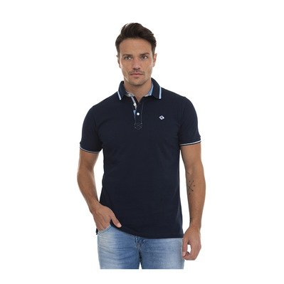 SIR RAYMOND TAILOR - CHAM - Polo Homme dark navy