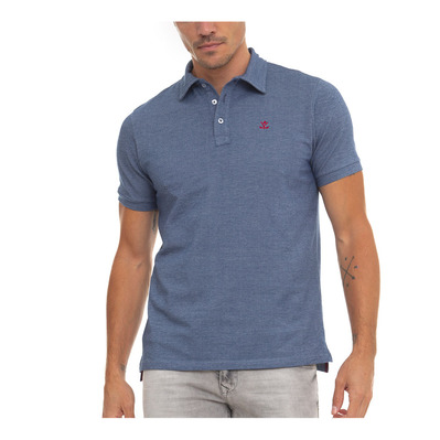 SIR RAYMOND TAILOR - MISTYHILL - Polo Homme blue