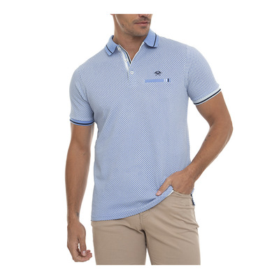 SIR RAYMOND TAILOR - PARY - Polo Homme baby blue