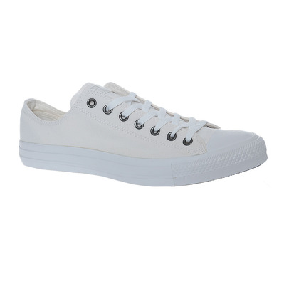 CONVERSE - CHUCK TAYLOR ALL STAR CANVAS - Chaussures Homme white monochrome