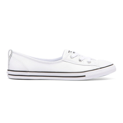 CONVERSE - DAINTY - Chaussures Femme white/black/white grade B