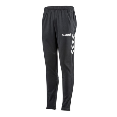 HUMMEL - FIT PANT CORE JR - Jogging Junior noir