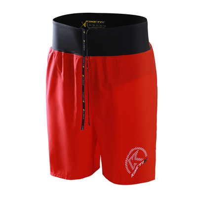 KINETIK - TRAIL - Shorts - Men's - red