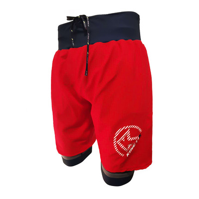KINETIK - ULTRA TRAIL - Shorts - Men's - red black