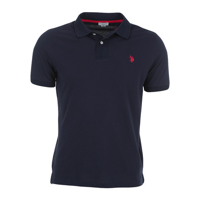 US POLO ASSN - US Polo INSTITUTIONAL - Polo - Men's - navy