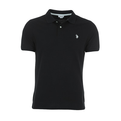 US POLO ASSN - US Polo INSTITUTIONAL - Polo - Men's - black