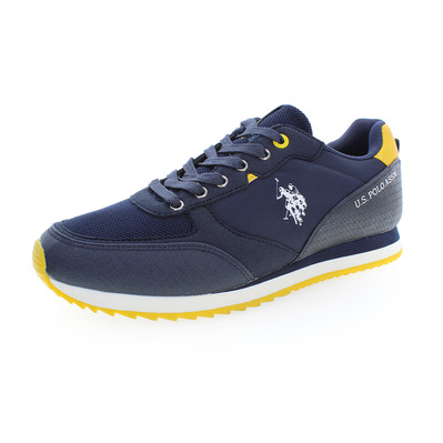 US POLO ASSN - US Polo BRYSON - Shoes - Men's - dark blue/yellow