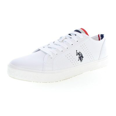 US POLO ASSN - US Polo JEREMIAH - Shoes - Men's - white