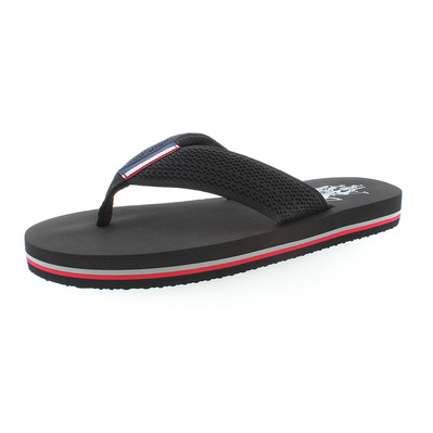 US POLO ASSN - US Polo NETTUNO - Flip Flops - Men's - black