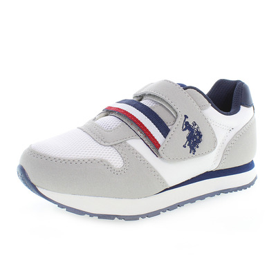 US POLO ASSN - US Polo EVAN - Shoes - Junior - white