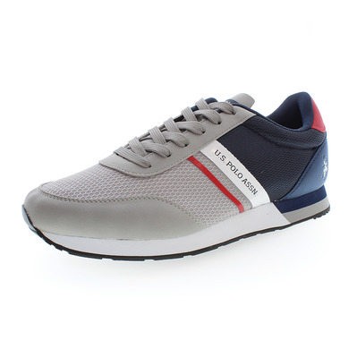 US POLO ASSN - US Polo BRANDON - Shoes - Men's - grey/navy