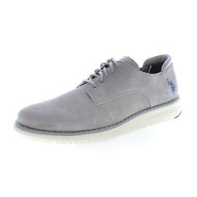 US POLO ASSN - US Polo MONTEREY2 SUEDE - Shoes - Men's - grey