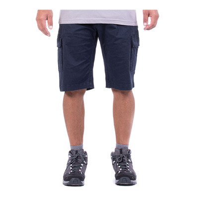 JEEP - LABEL CARGO - Short Homme dark blue