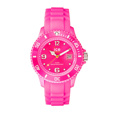 ICE WATCH - ICE FOREVER M - Reloj de cuarzo neon pink
