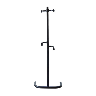 BUZZ RACK - 275 - Portable Storage Stand - 2 Bikes - black