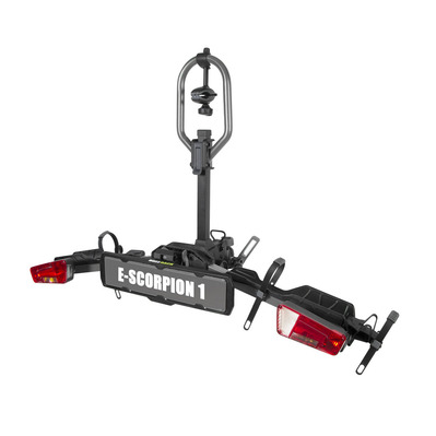 BUZZ RACK - E-SCORPION 1 Bike - Hitch Rear Bike Rack - black