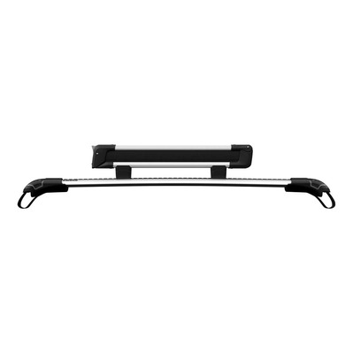 THULE - SNOWPACK 2 - Roof Ski Rack - black/white