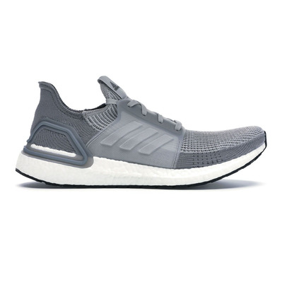 ADIDAS - ULTRABOOST 19 M - Running Shoes - Men's - gretwo/gretwo/gresix