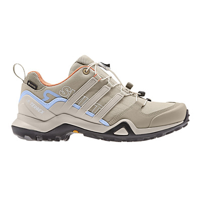 ADIDAS - TERREX SWIFT R2 GTX W - Hiking Shoes - Women's - trakha/cbrown/globlu
