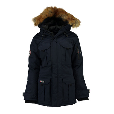 CANADIAN PEAK (no logo) - Canadian Peak ARMORIA - Parka Jacket - Women's - navy