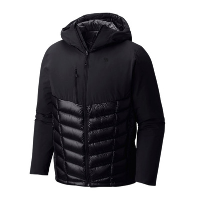 MOUNTAIN HARDWEAR - SUPERCHARGER INSULATED - Down Jacket - Men's - black