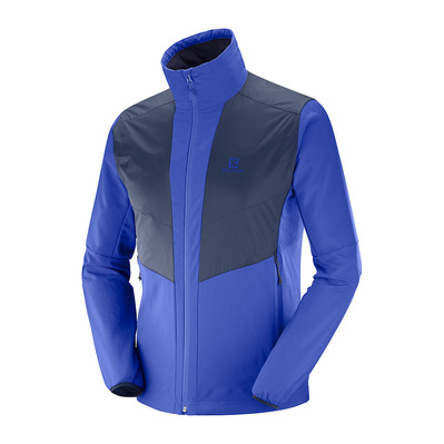 SALOMON - ACTIVE WING - Jacket - Men's - night sky