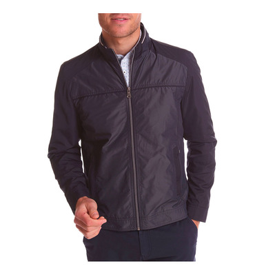 CAMBERABERO - 44402 - Bomber Jacket - Men's - navy