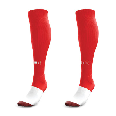 CAMBERABERO - CHAUSS LUCAS - Socks - Men's - red