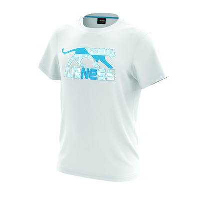AIRNESS - ACTIV - T-Shirt - Men's - white
