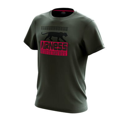 AIRNESS - CROSSOVER - T-Shirt - Men's - taupe