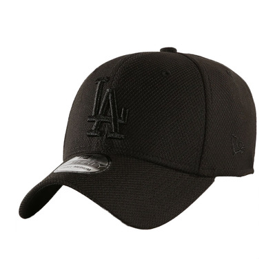 NEW ERA - 39THIRTY MLB LOS ANGELES DODGERS - Casquettes black